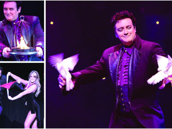 More than Magic: Rick Thomas wows audiences with illusion, dance and music