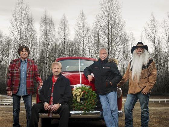 Oak Ridge Boys embarking on 29th holiday tour