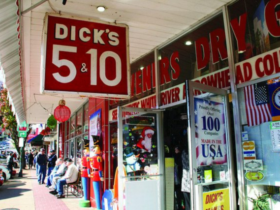 No Branson trip complete without Dick's 5 & 10 - VIDEO