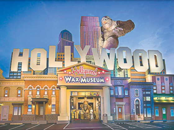 Enjoy Starry-Eyed Fun with Celebrities at Branson's Hollywood Wax Museum
