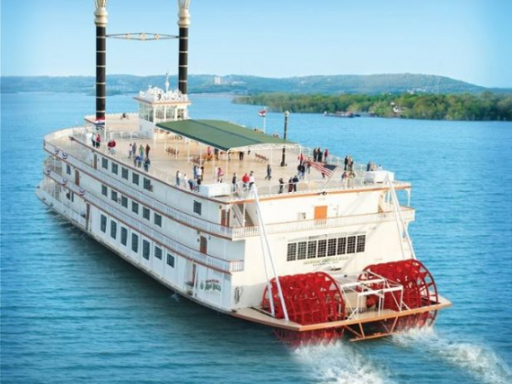 All Aboard for Adventure on the Showboat Branson Belle