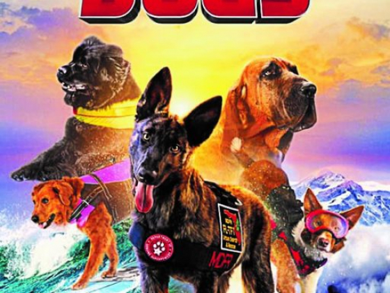 """Superpower Dogs"" on at IMAX"