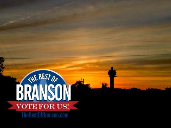 The Best of Branson Voting open through Labor Day
