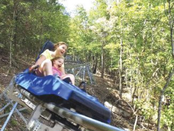 Branson Bulletin - Coasters, excursions and tramoplines