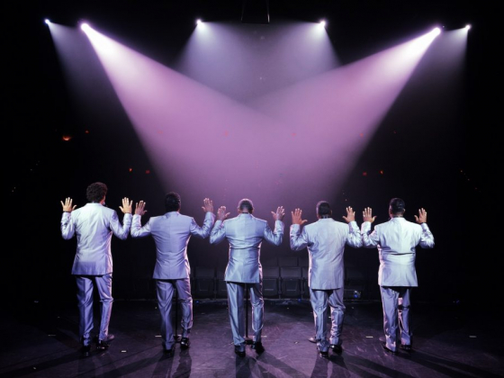 The Temptations are back this fall!