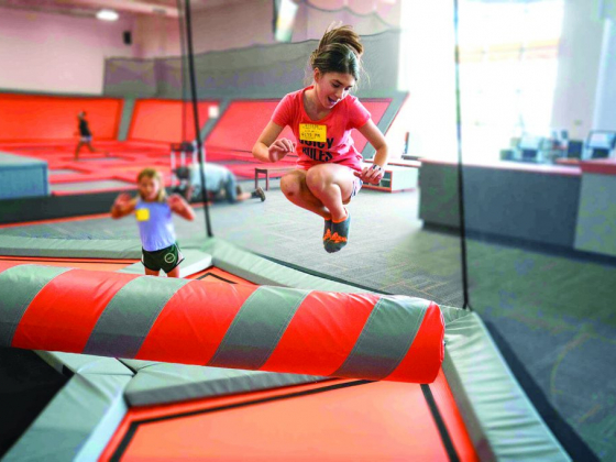 Branson Bulletin: Big Air Trampoline Park