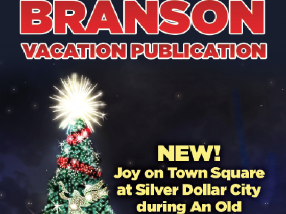The Best of Branson Vacation Publication - Winter 2019