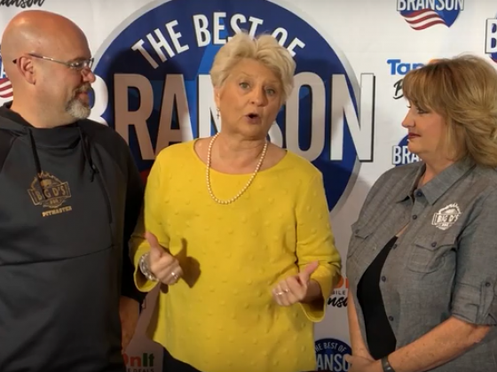 The Best of Branson Congratulates Winners - VIDEOS