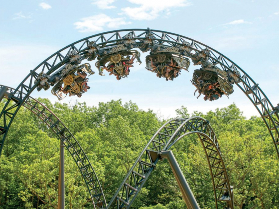 A Decade of Silver Dollar City Capital Investments of $100 Million 2010-2020