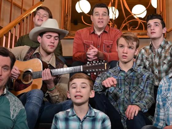 "Hughes Brothers and Sons perform ""Seven Bridges Road"""
