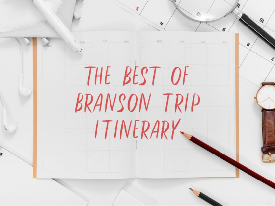 The 7-Day Best of Branson Family Trip with Young Children