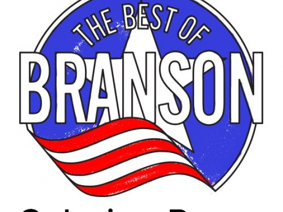The Best of Branson Coloring Book
