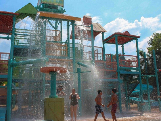 Water, Water Everywhere! Theme park promises to wash your cares away