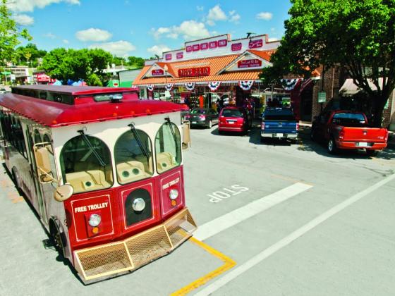Branson Bulletin: Historic Downtown