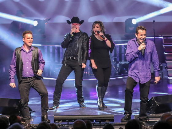 See Clay Cooper in Branson