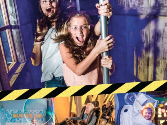 WonderWorks Branson: An Amusement Park for the Mind
