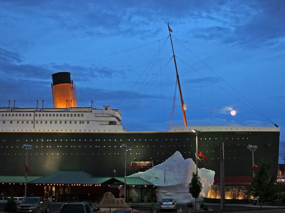 """Titanic Museum creates """"Thank you Stone and Taney Counties"""" month"""