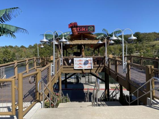 Andy B's Tiki Bar Opens on Branson Landing